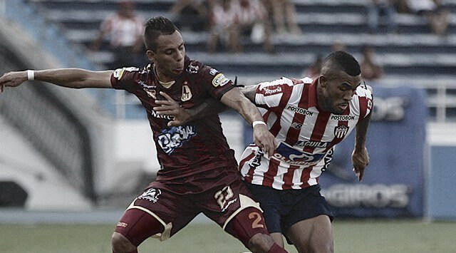Un gol, y comienzo victorioso para Junior en casa ante Tolima