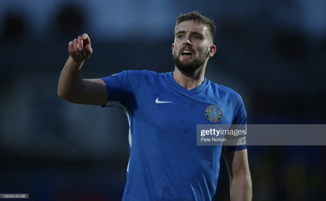 Fiacre Kelleher becomes Bradford City's seventh signing