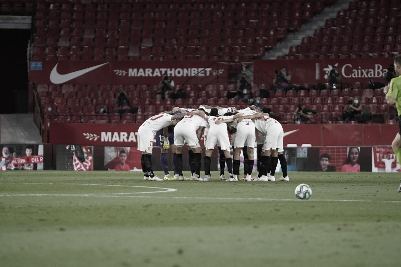 El Sevilla se clasifica para la Champions tras una atípica temporada