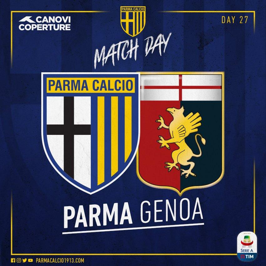 Parma - Genoa, scontro di media classifica: le probabili formazioni