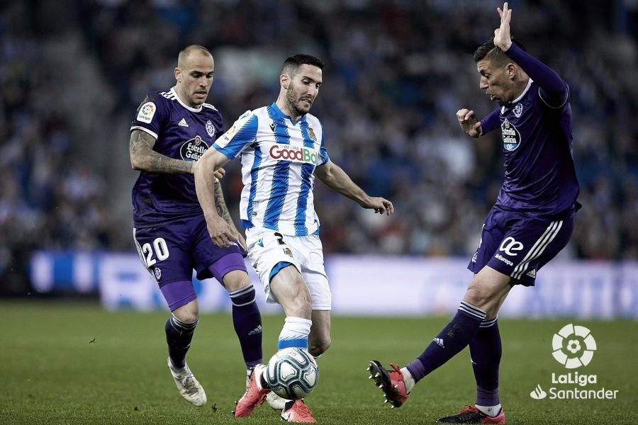 Previa Real Sociedad - Real Valladolid: duelo a vida o muerte