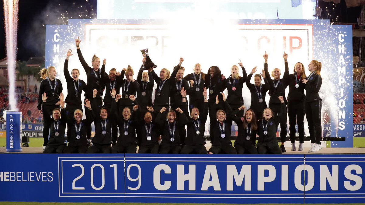 2019 FIFA Women's World Cup Preview: England