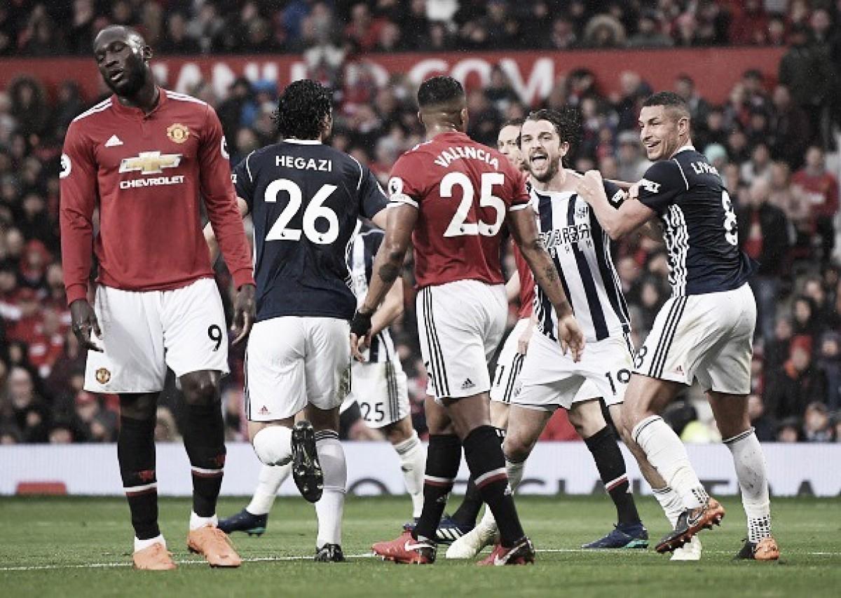 United é derrotado por West Brom e garante quinto título inglês do Manchester City