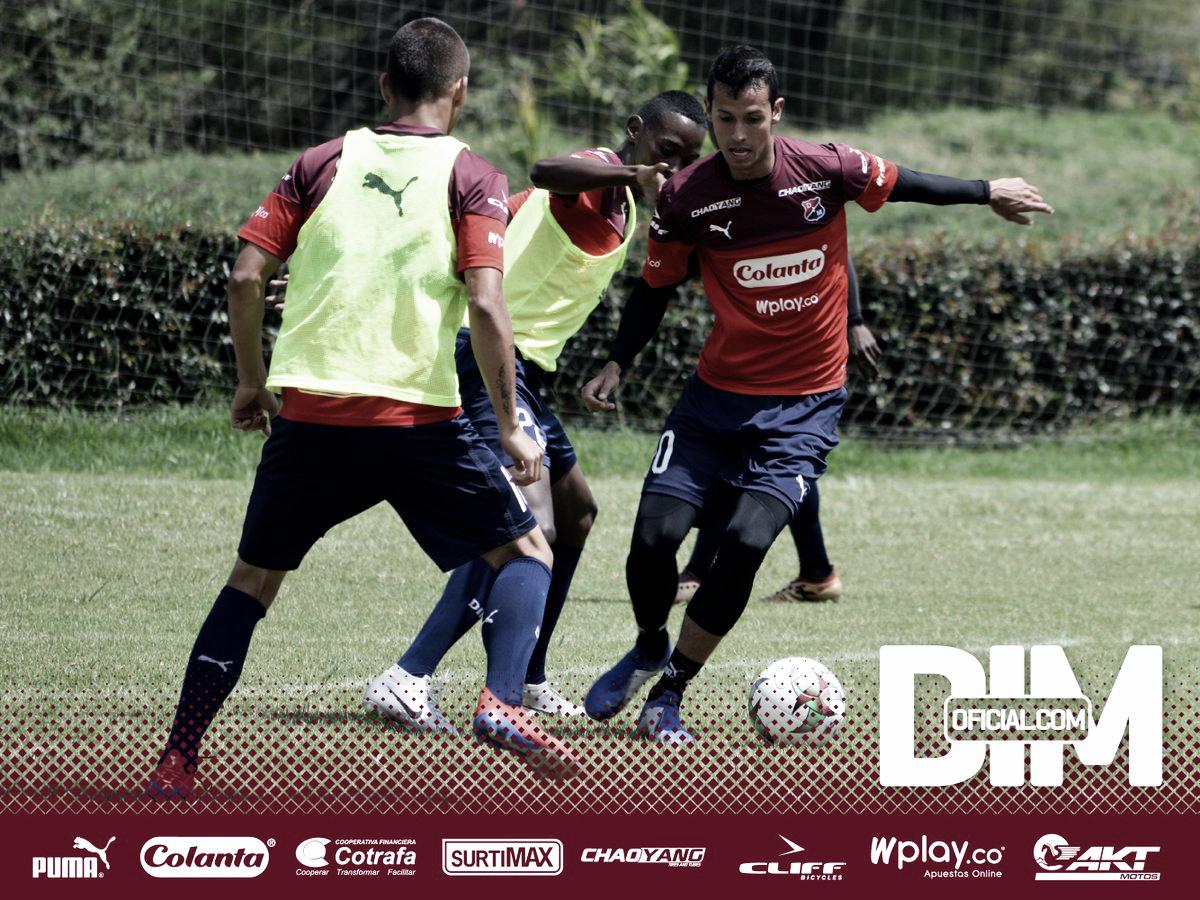 Convocados en Independiente Medellín para enfrentar al Deportivo Cali