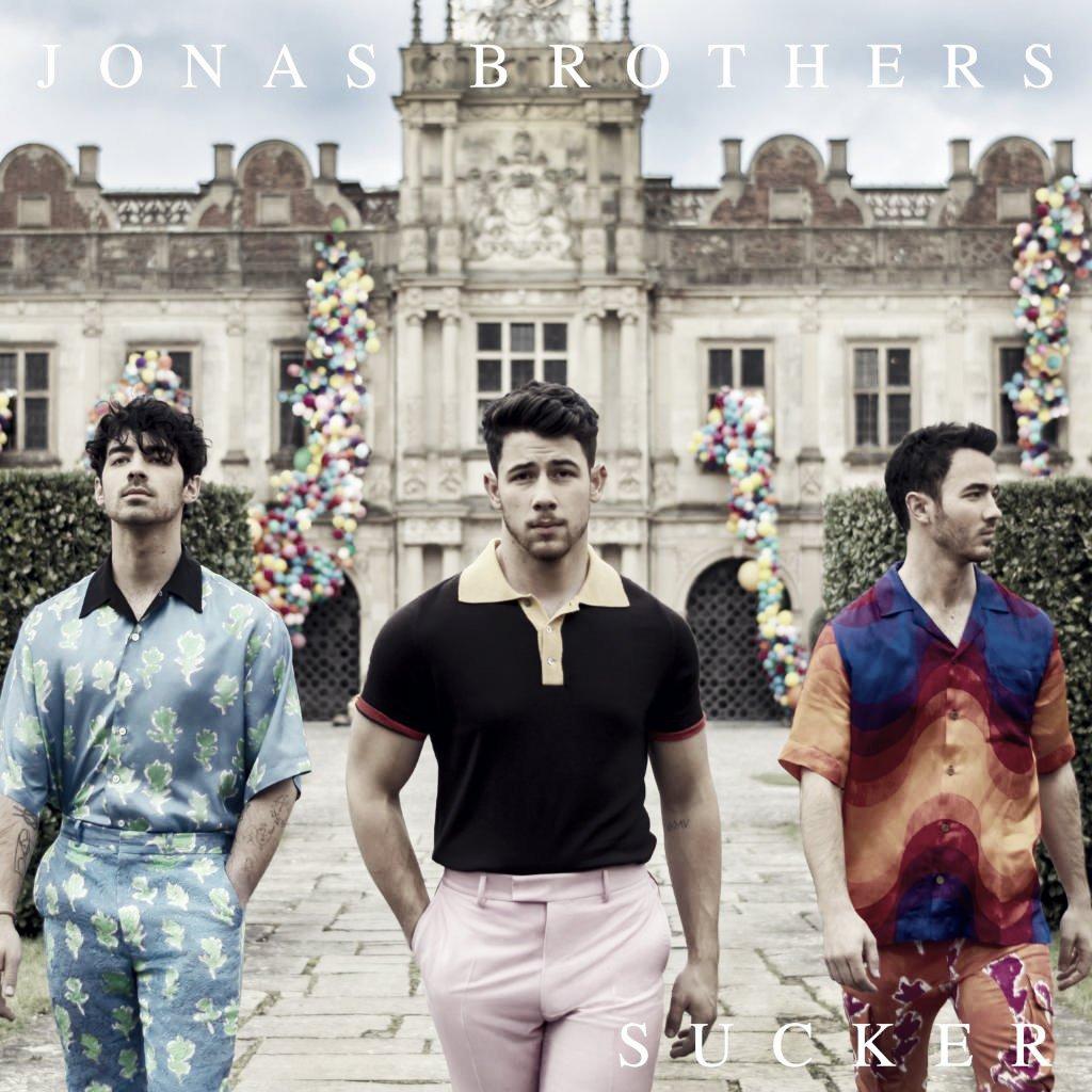 """Los Jonas Brothers regresan con """"Sucker"""""""