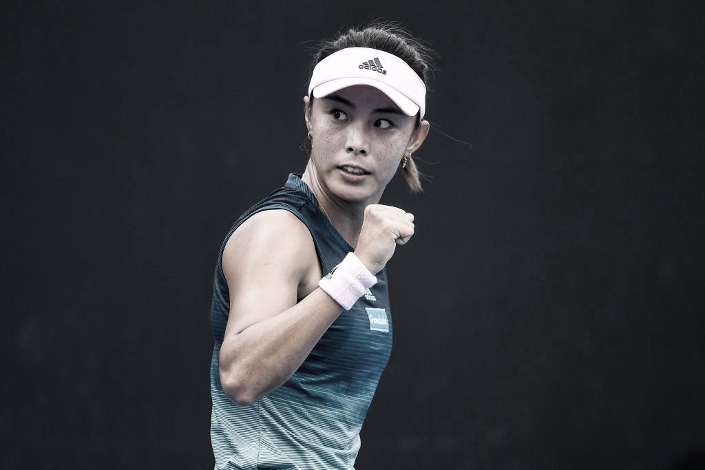 Em partida de três horas, Wang supera Mertens e avança às oitavas de Indian Wells
