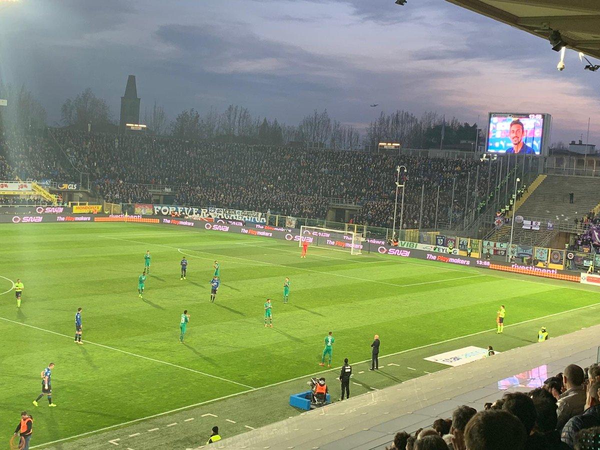 Serie A - Atalanta straripante: battuta la Fiorentina 3-1