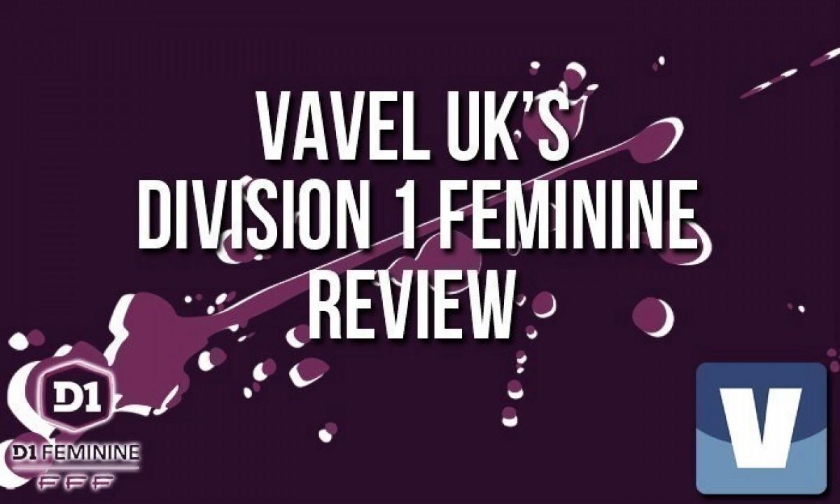Division 1 Féminine End of Season Awards