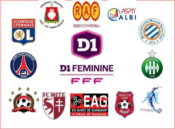 ligue 1 féminine en général  D1-f-7593305674