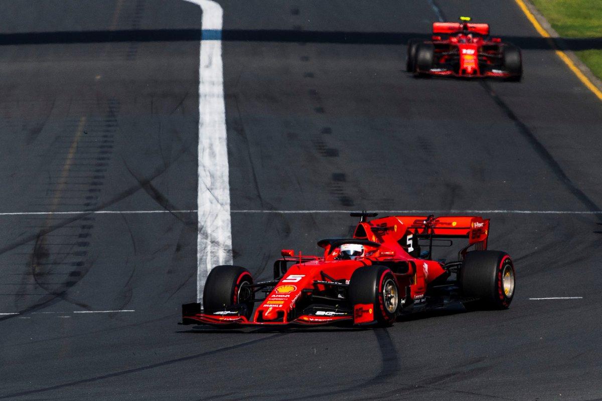 Formula 1 - Gran Premio del Bahrein: le parole dei due piloti Ferrari