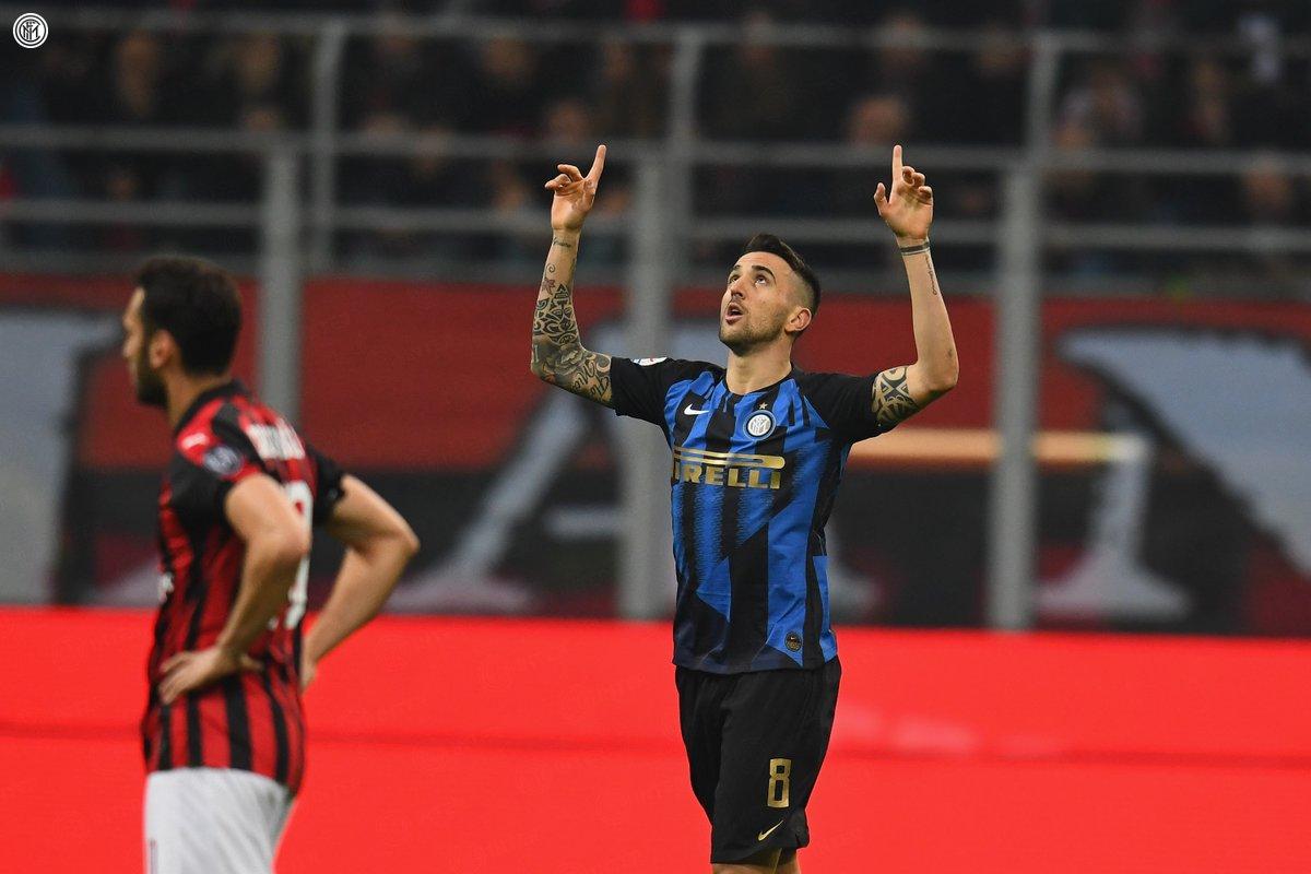 Serie A - L'Inter risorge nel Derby: battuto 3-2 il Milan