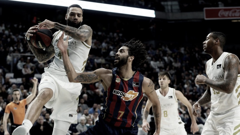 Previa Real Madrid vs. TD Systems Baskonia: importante piedra de toque
