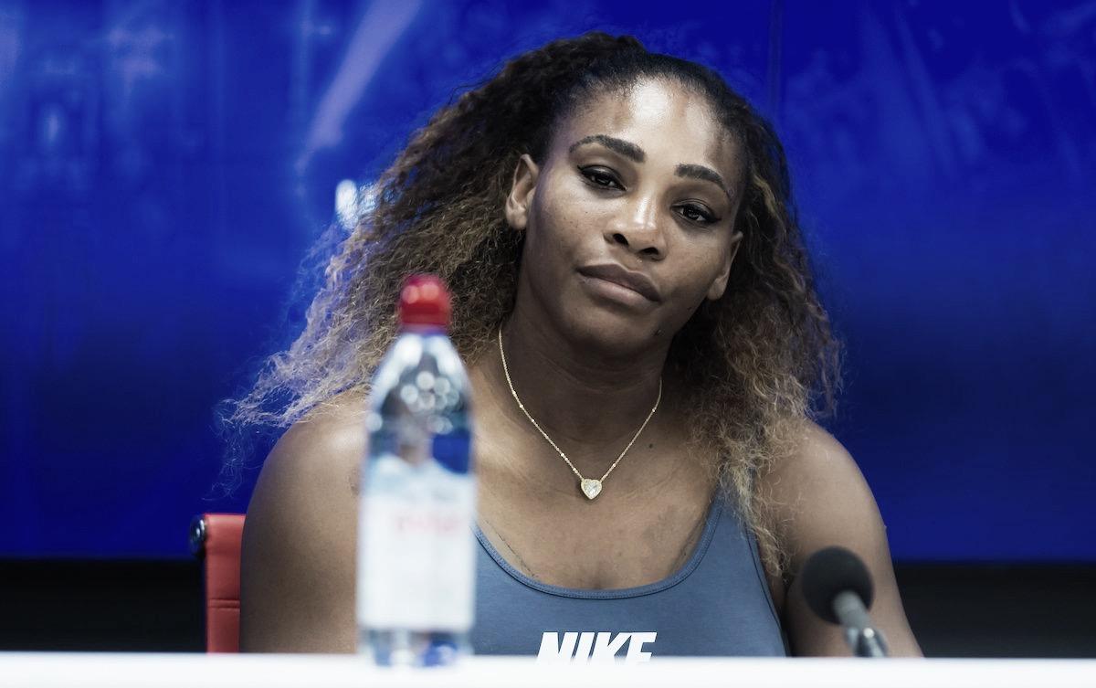 """Vice mais uma vez no US Open, Serena não esconde frustração: """"Poderia ter feito mais"""""""