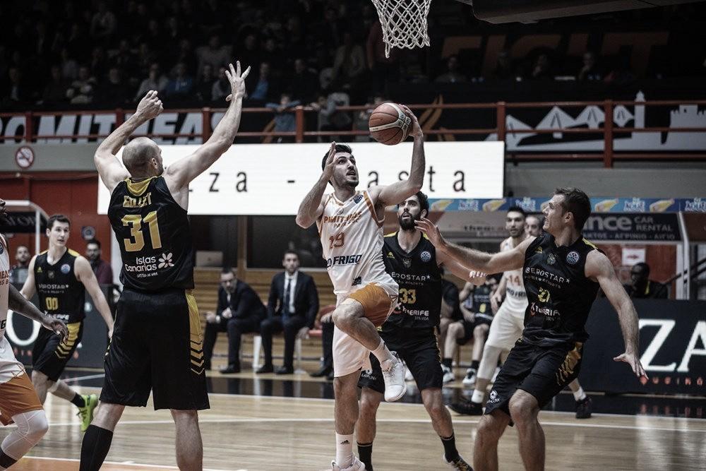 ¡¡Volvió la Champions Basket League!!