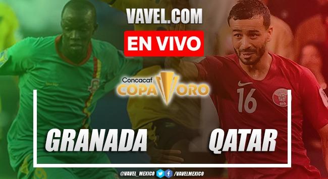 Goles y resumen: Granada 0-4 Qatar en Copa Oro