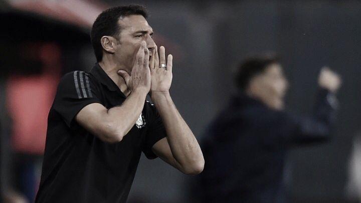 La palabra previa al choque contra Paraguay de Lionel Scaloni