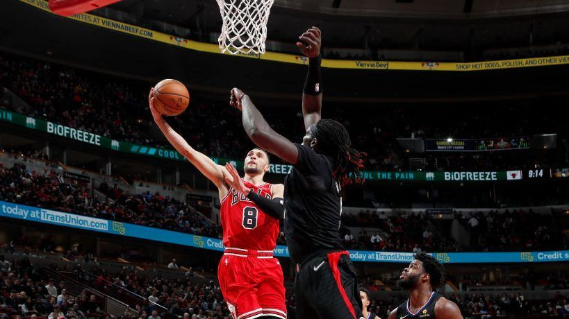Appreciating Zach Lavine's Clutch 4th Quarter Against the Clippers