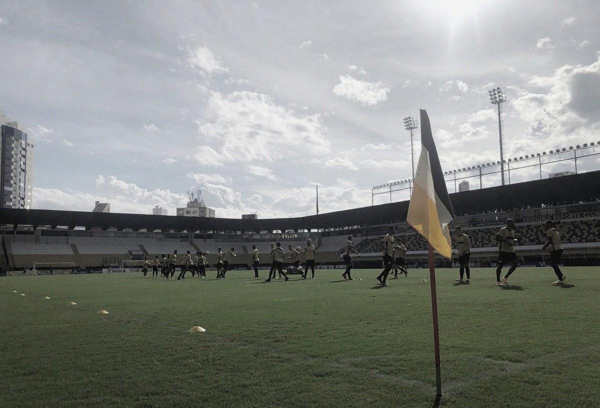Resultado Metropolitano 0 x 1 Criciúma no Campeonato Catarinense 2019