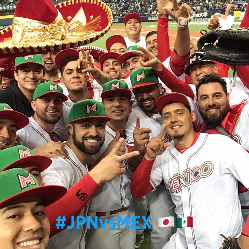 Gran remontada de México sobre Japón