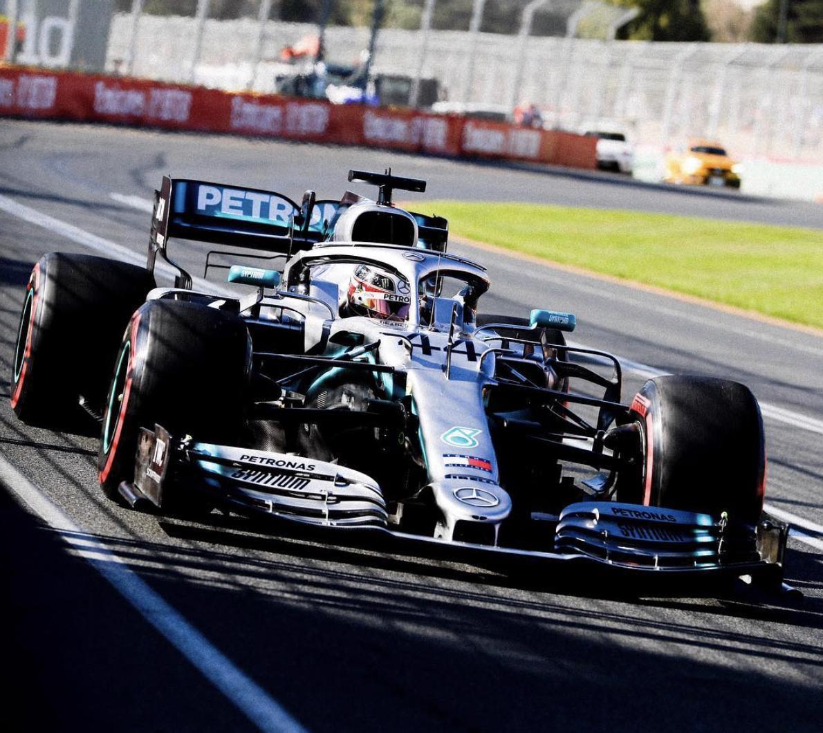 Formula 1 terze libere - Ancora Mercedes con Hamilton