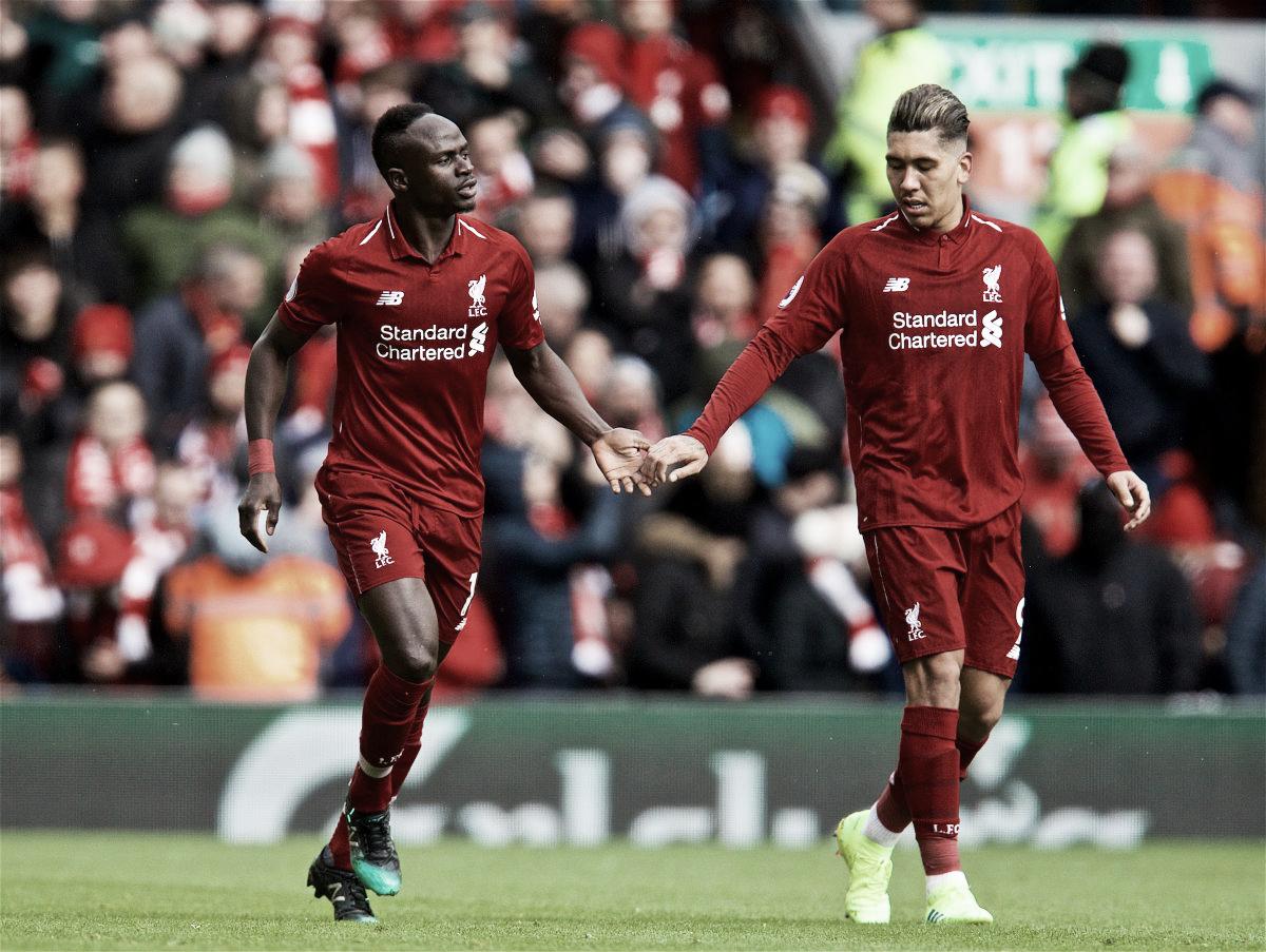 De virada, Liverpool vence Burnley e segue na busca do título da Premier League
