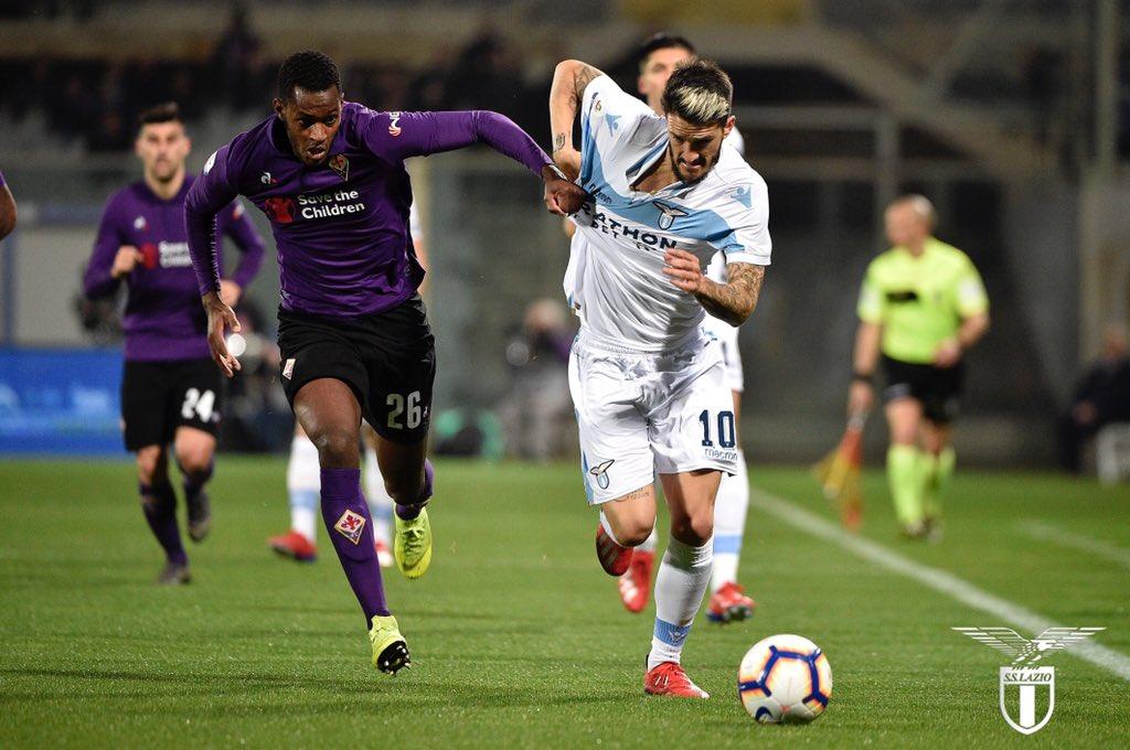 Serie A - Muriel risponde a Immobile: 1-1 tra Fiorentina e Lazio