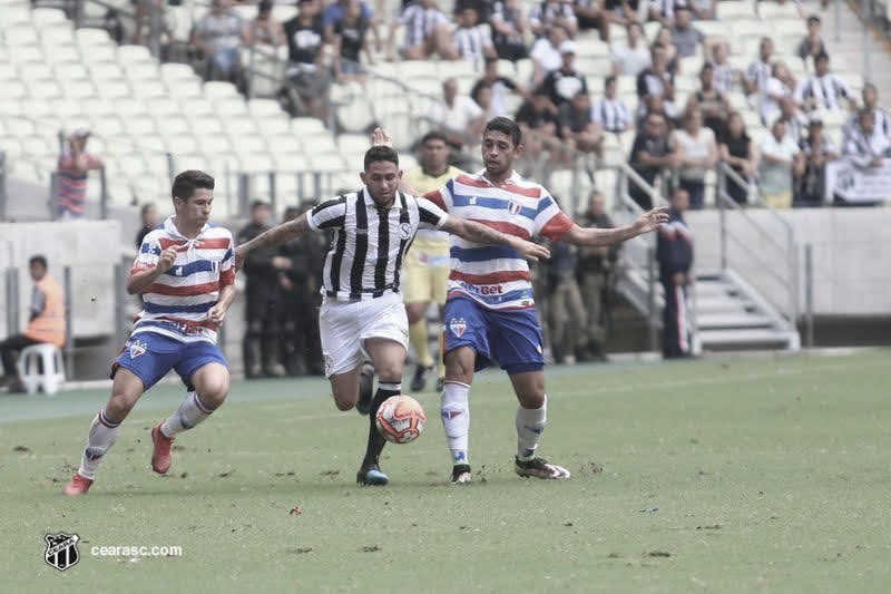 Agora pela Copa do Nordeste, Ceará e Fortaleza se encontram novamente