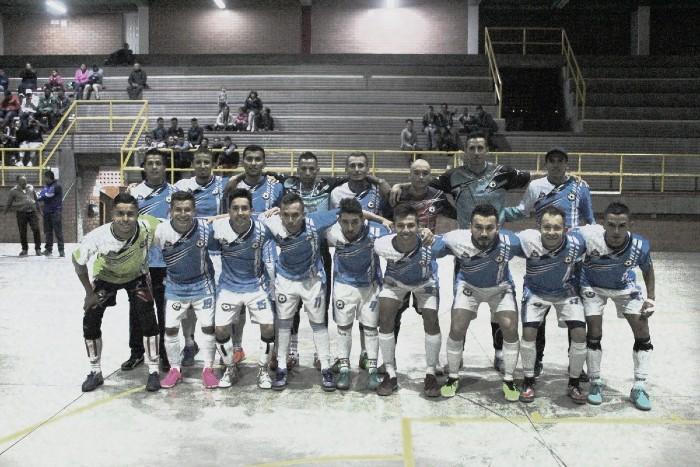 Real Cundinamarca se prepara para la Liga Nacional de Futsal 2019
