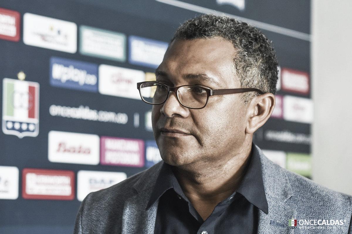 Neys Alfonso Nieto es nuevo director deportivo del Once Caldas