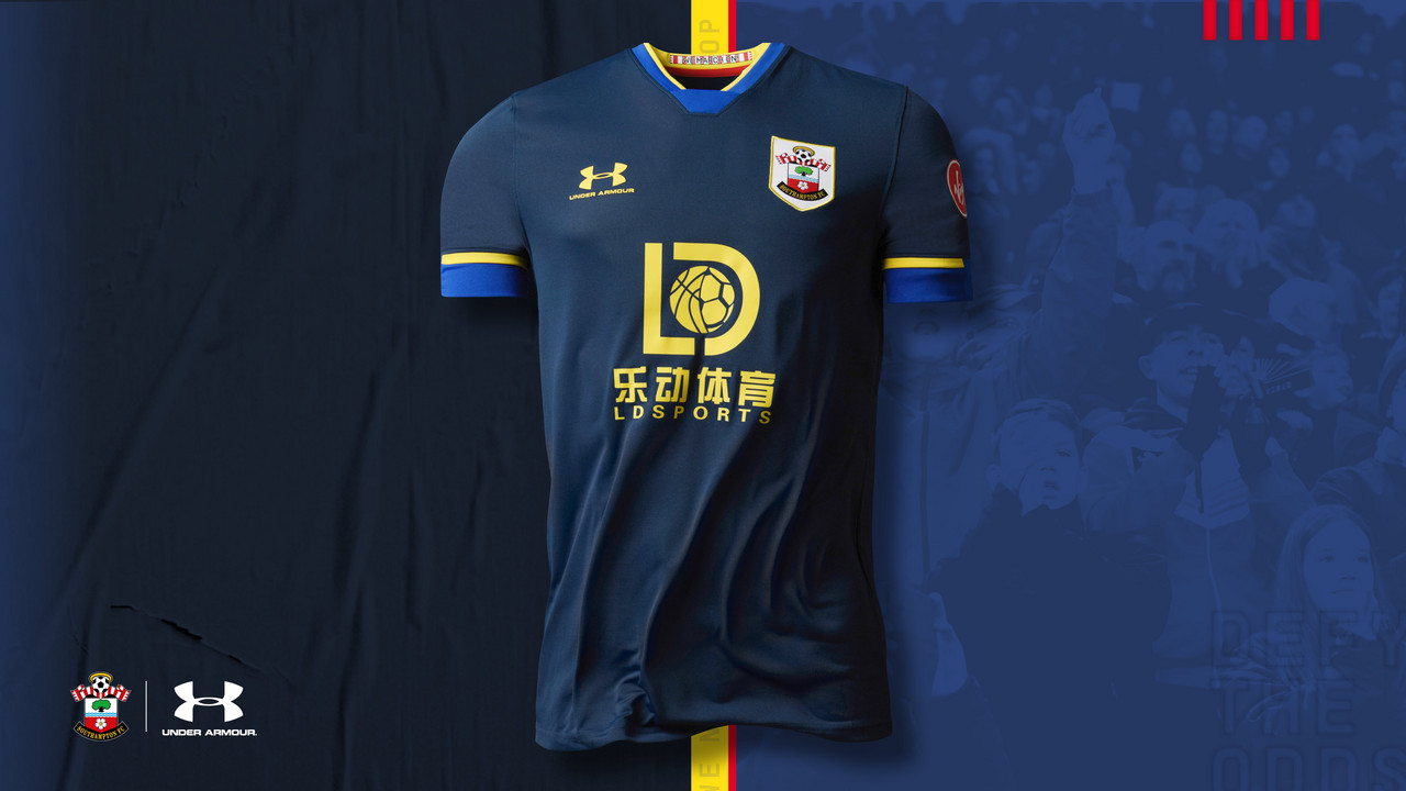 Southampton unveil new 2020/21 away kit