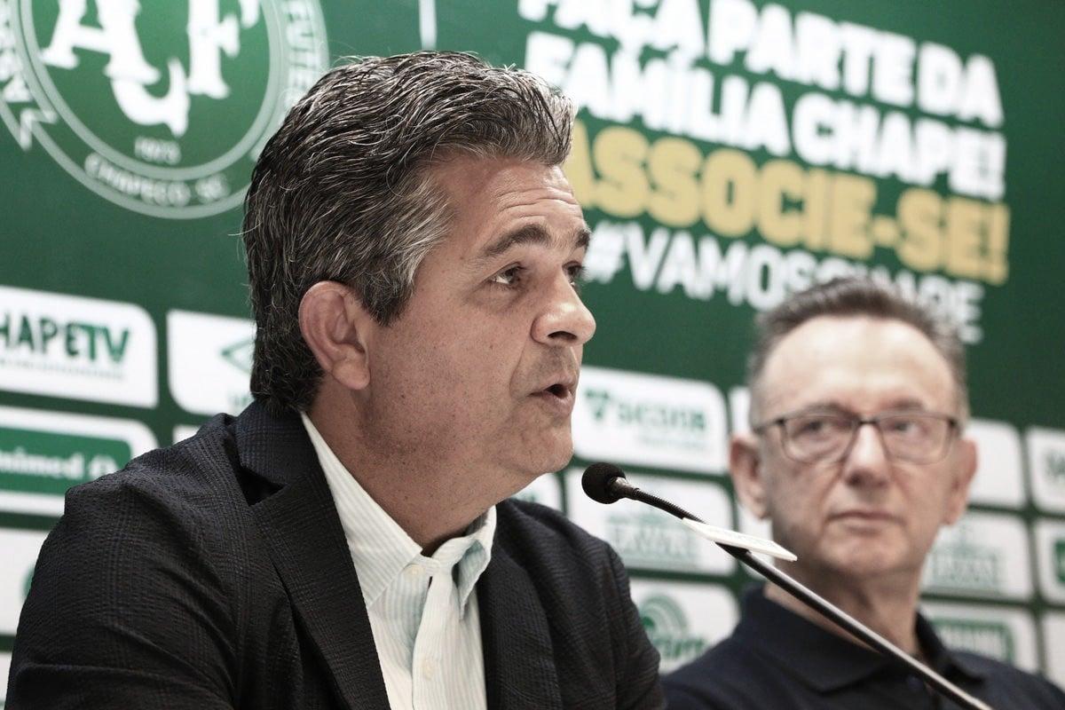 """Ney Franco elogia desempenho da Chapecoense em vitória contra o Inter: """"Fomos perfeitos"""""""