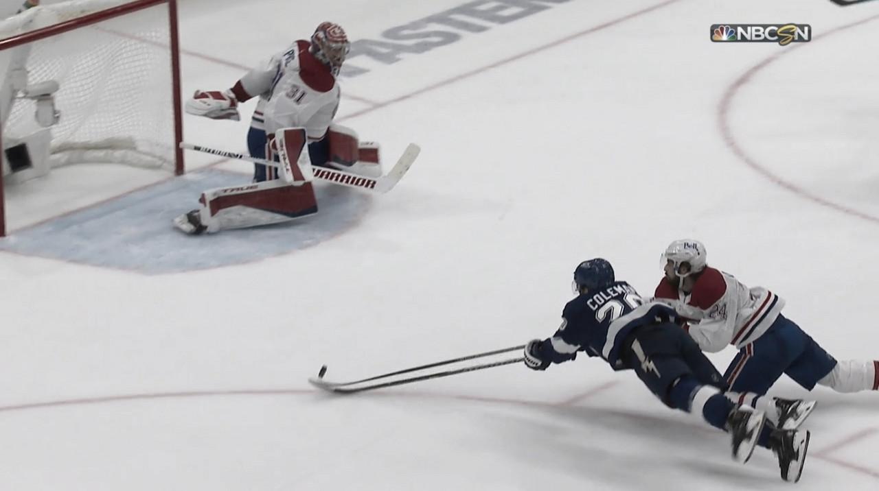 Tampa Bay vuelve a imponerse a un mejorado Montreal