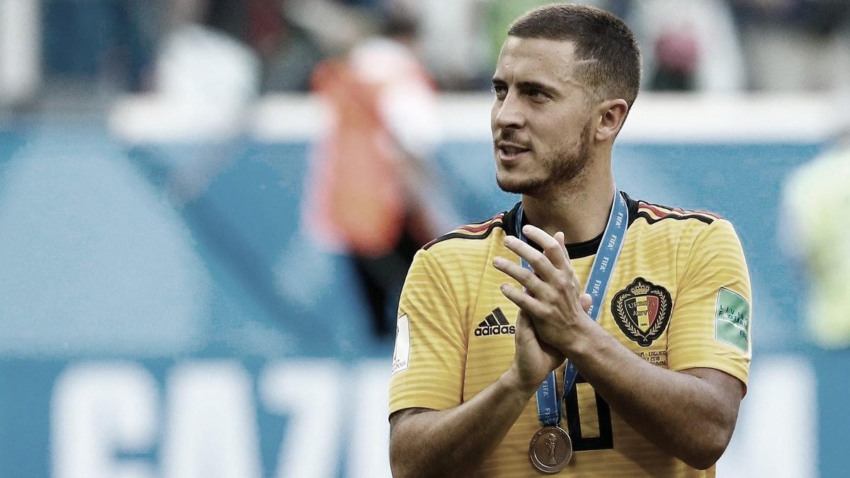 Real Madrid anuncia contratação de Hazard, ex-Chelsea, por cinco temporadas