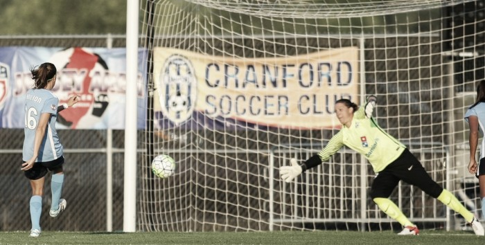 Sky Blue FC and FC Kansas City fight to 1-1 draw
