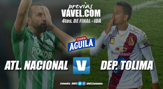 Previa Atlético Nacional vs. Deportes Tolima: 90 minutos para un nuevo capítulo de este duelo apasionante