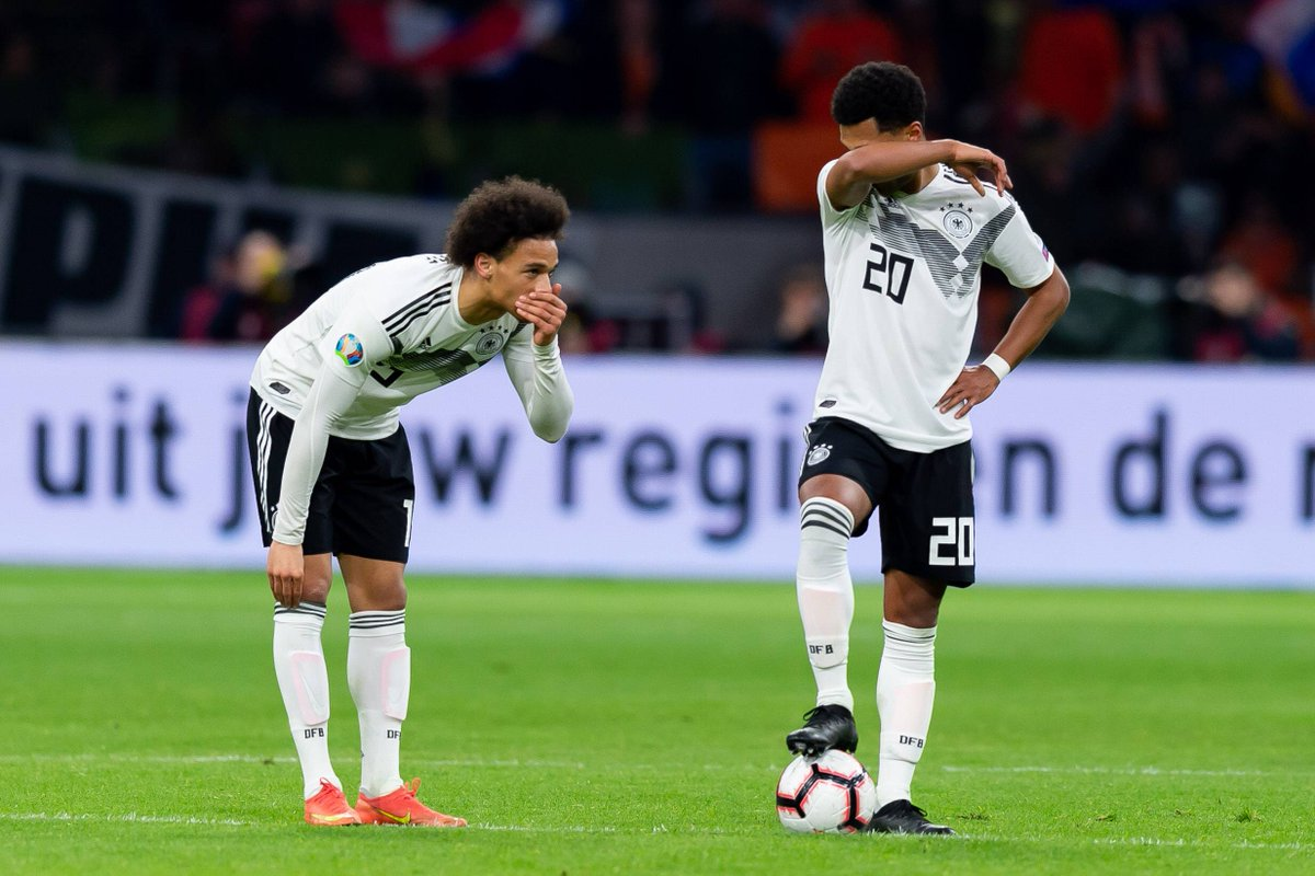 Verso Euro 2020 - Schulz stende l'Olanda: la Germania vince 2-3
