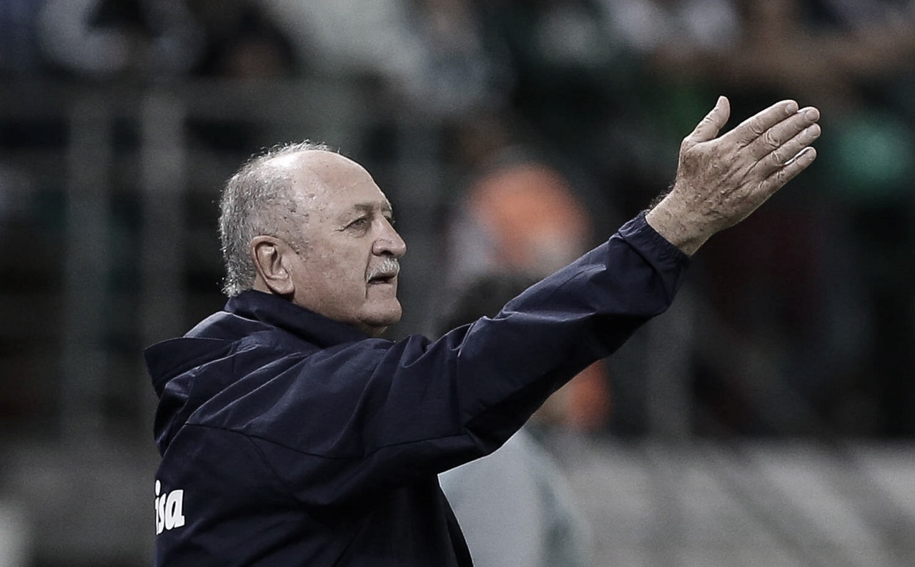 """Depois da vitória palmeirense, Felipão elogia Ceni: """"Posicionamento muito bom da equipe"""""""
