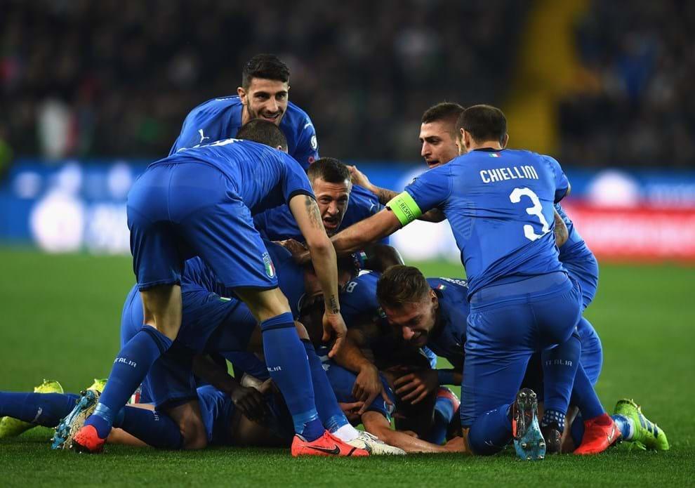 Verso Euro 2020 - L'Italia sfida il Liechtenstein: Mancini pensa a 3/4 cambi