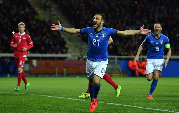 Analisi della Nazionale Italiana -Vittoria scontata ma primo posto nel girone