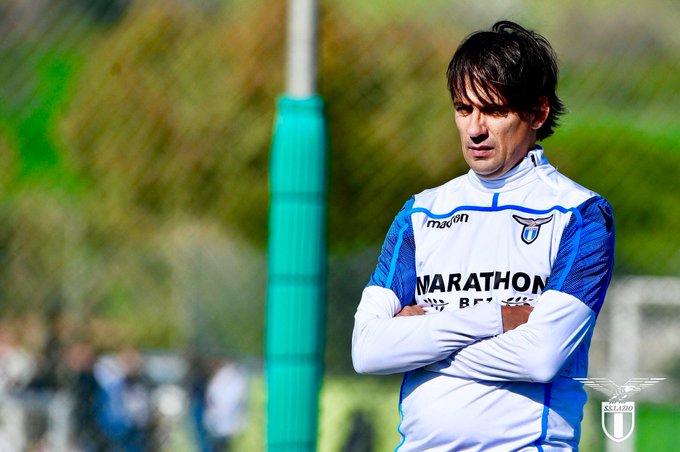 Lazio: sfida con l'Inter nel mirino, Inzaghi prepara la squadra in vista del big match