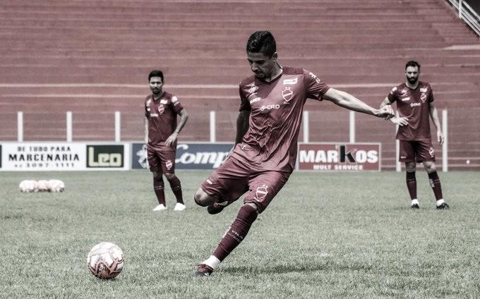 Resultado e gols de CRAC 1 x 0 Vila Nova pelo Campeonato Goiano
