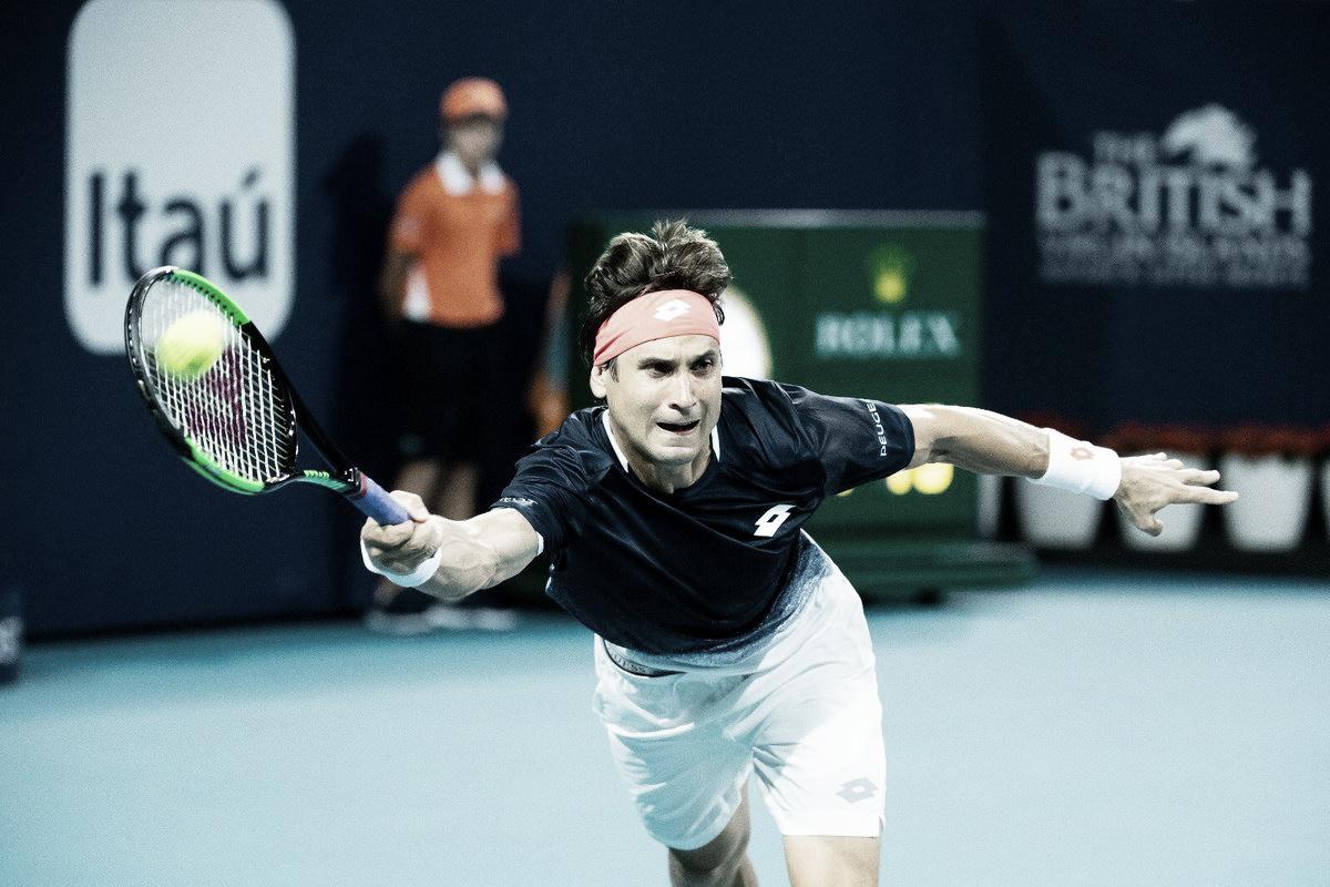 Ferrer se toma la revancha ante Zverev un año después