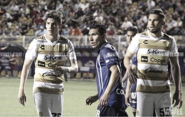 Encuentro entre Dorados y Celaya en torneos anteriores. Fotografía: Nallely Calderon VAVEL México.