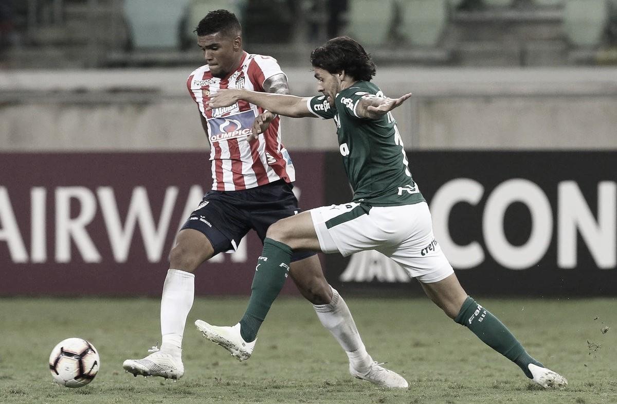 Análisis, Palmeiras vs Junior de Barranquilla: vergüenza continental