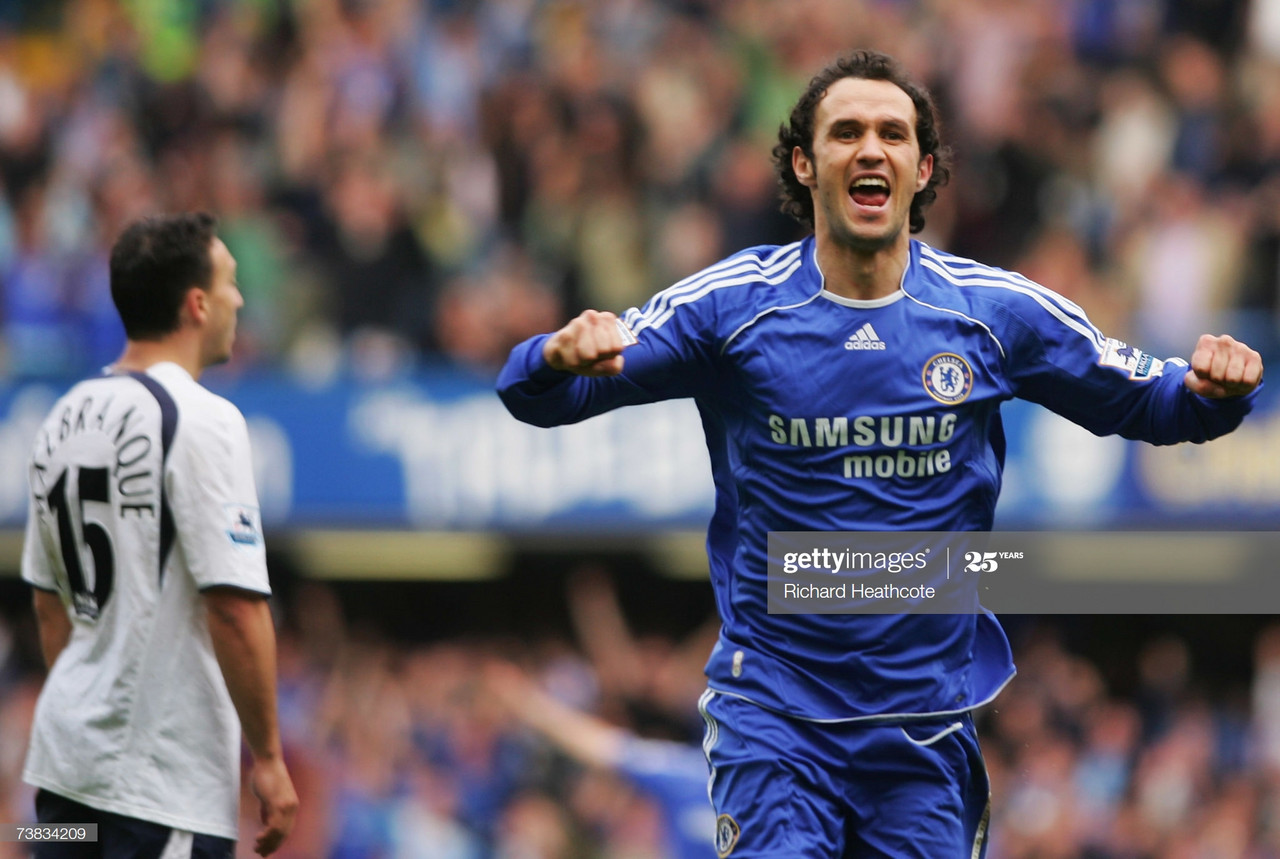 On this day: Chelsea 1-0 Tottenham Hotspur 2007