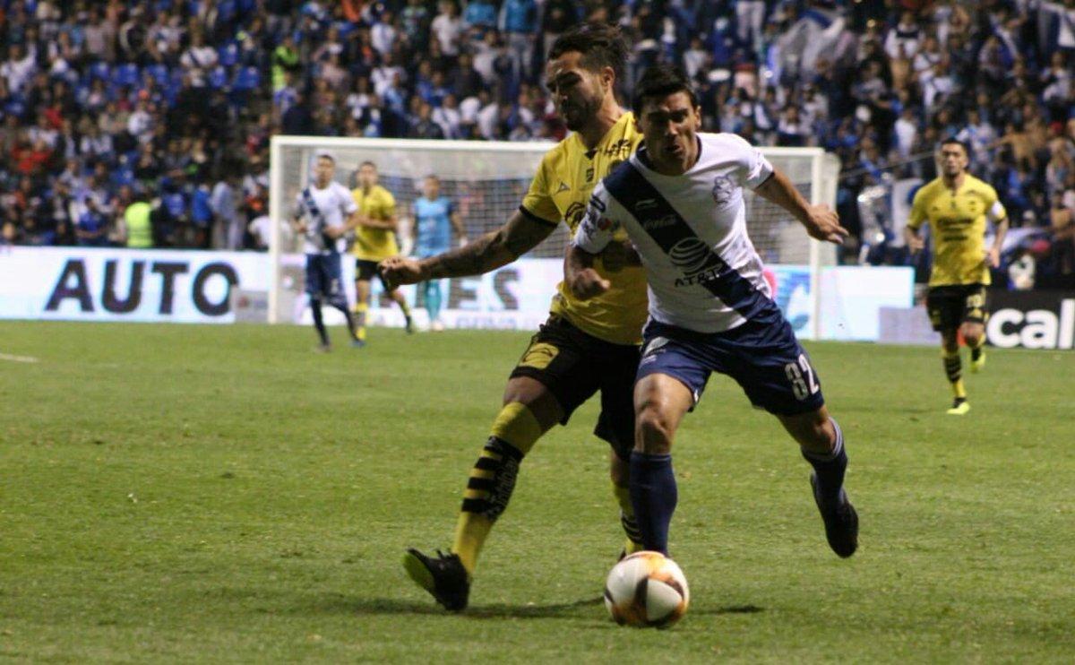 Un 'Ángel' evita el triunfo del Puebla