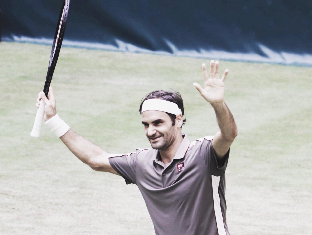 Atual vice-campeão, Federer estreia com vitória sobre Millman no ATP 500 de Halle
