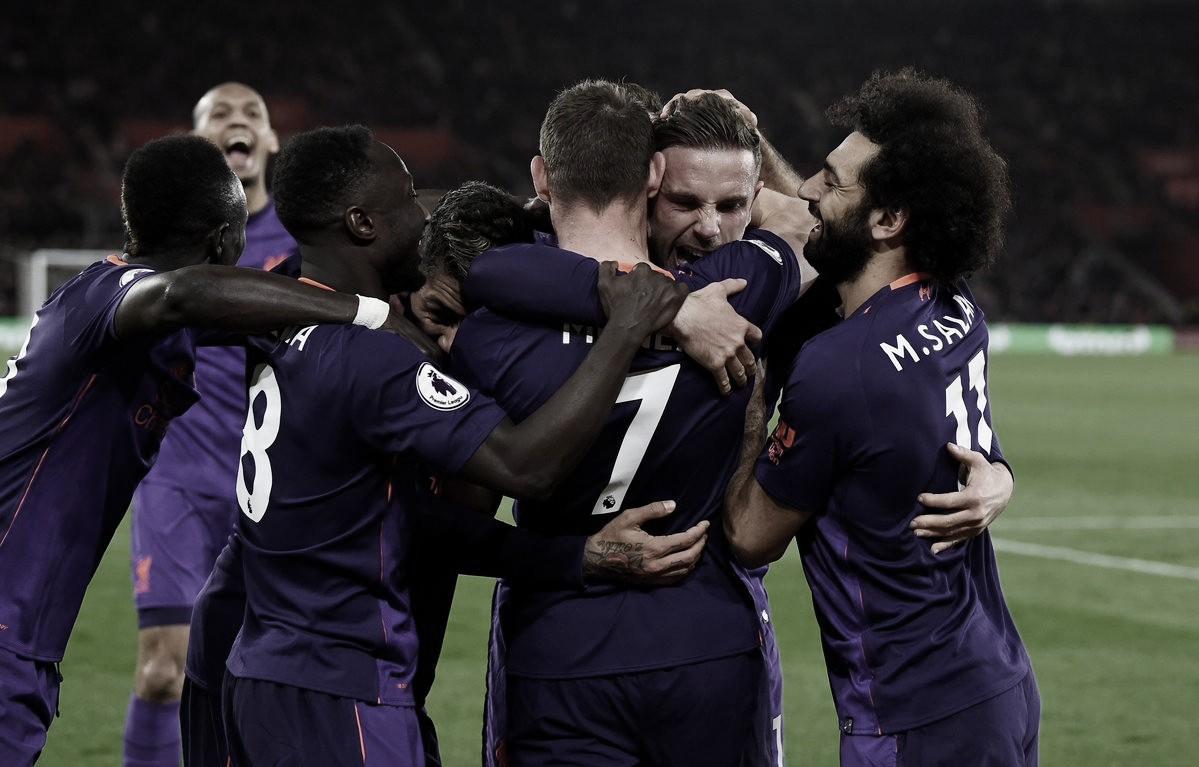 Resultado e gols Liverpool e Porto pela Champions League 18/19