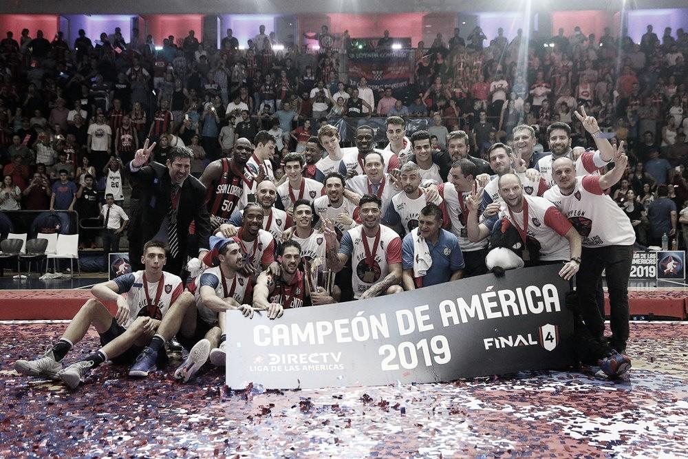 San Lorenzo es Bicampeón de América