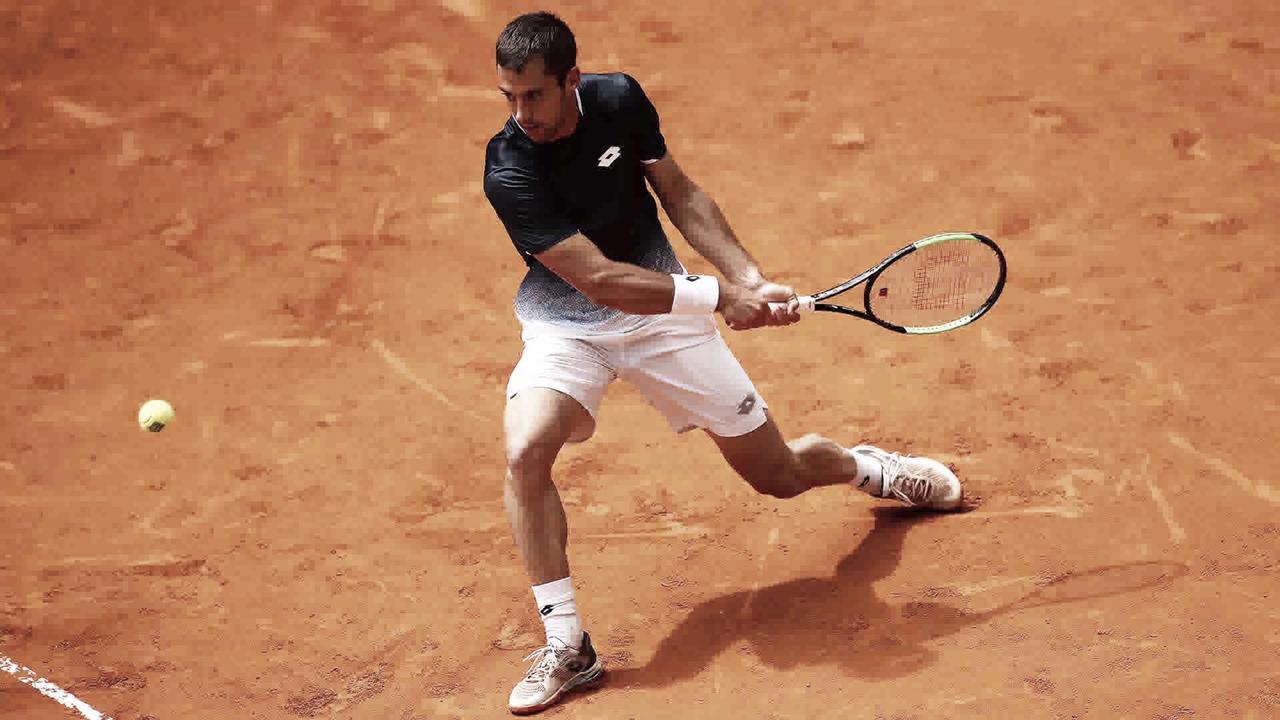 Em ótima fase, Djere elimina Del Potro e avança às oitavas do Masters 1000 de Madrid